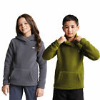 Dare2b Recast Kids Warm Heavyweight Hooded Fleece Grey