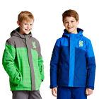 Dare2b Wiseguy Kids Waterproof Breathable Ared 5000 Jacket