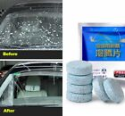 Car Wiper Concentrated Effervescent Tablets Cleaning Car Auto Window Tools New