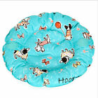 Pet Cat Igloo Bed Small Dog Soft Bed Met House Dual Purpose Covered (S,M)