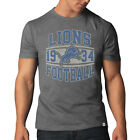 NFL Detroit Lions Retro Logo Scrum Tee by '47 Brand $38.0 USD on eBay