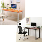 "Oversized 47"" 55"" Wood Computer Desk PC Laptop Pr?cis Study Home Office Furniture"