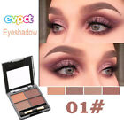 4 color Earth Color High Pearl Eye Shadow Palette Makeup Tool Cosmetics Kit KG46