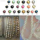 0031 6-8mm Wholesale Oyster With 20pcs Cultured Real Pearls Multi-Colors AU