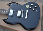 Electric Guitar,S.G Solid Wood Body,Rosewood Fingerboard BJ-56