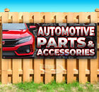 AUTOMOTIVE PARTS & ACCESSORIES Advertising Vinyl Banner Flag Sign Many Sizes
