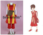 Avatar: The Last Airbender Toph Beifong Fire Nation Cosplay Costume