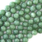 Kyпить Burma Colored Jade Round Beads Gemstone 15