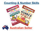 Ages 5-7 Early Children Learning Activity Book Counting Numb