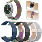 For Samsung Galaxy Watch 42mm SM-R810/SM-R815 Watch Bands Stainless Steel Strap image