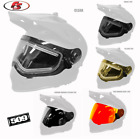 New 509 Heated Dual Electric Shield for Delta R3 2.0 Snowmobile Helmets