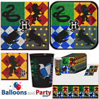 Harry Potter Hogwarts Wizards Birthday Party Tableware Decor