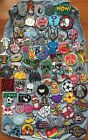 Cartoon Indy Hipster Art Badge Cool DIY Iron Sew On Embroide