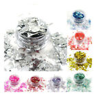 5ml GLITTER POT CHUNKY FOIL FACE EYE BODY COSMETIC FESTIVAL DANCE CLUB