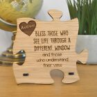 Autism Awareness Plaque Autistic Child Appreciation Gift Sign Quote Saying Idea