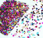 Chunky Glitter Mix 5g-50g Face Eye Body Festival Clubbing Cosmetic Party Time UK