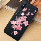 For Xiaomi Redmi 4X 5 Plus Note 6 7 8 9 Pro Case Silicone Painted Slim TPU Cover