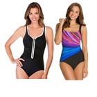Внешний вид - NEW!! Reebok Women's One Piece Swim Suits Variety in Color, Size, and Style