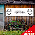 TRIUMPH Banner Vinyl or Canvas Advertising Garage Sign Flag Poster MANY SIZES $18.02 USD on eBay