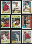 2018 TOPPS HERITAGE MINOR LEAGUE - PROSPECTS, ROOKIE RC'S  - WHO DO YOU NEED!!!