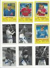 2018 TOPPS HERITAGE MINOR LEAGUE - 1969 COLLECTOR'S CARDS, DECKLE EDGE - U PICK!
