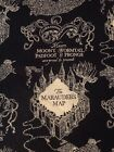 Harry Potter Maruader's Map crib/toddler bed fitted sheet and/or diaper changing
