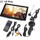 "1080P HD TV 14"" Portable TFT LED Car Digital USB HDMI TV Video Player Television"