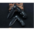 HOT!Camping Survival Knife Folding Steel Army Blade Xmas Gift 1 Pcs US Stock