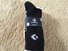 CONVERSE MENS HALF CUSHION CREW SOCKS 6-12 3Pr/5Pr ASSORTED