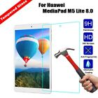 Tempered Glass Screen Protector Cover For Huawei Mediapad M5 Lite T5 C5 Tablet