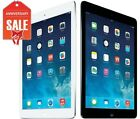 Apple iPad Air 1st Gray Silver I WiFi + Cellular Unlocked I 16GB 32GB 64GB 128GB
