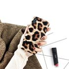 Luxury Velvet Leopard Print Phone Back Case Cover Shell For iPhone 6s 7 8 X XS