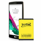 5000mAh Extended Slim Battery or Wall Charger For LG G4 VS986 H810 LS991 BL-51YF