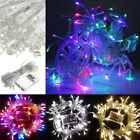 10M String Fairy Lights Wedding Xmas Party House Decor Light USBattery Powered