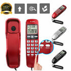 Corded Telephone Home Phone Office Hotel Incoming Caller LCD Display Landline