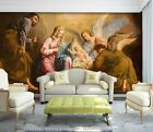 3D Angel Baby Painting 5 Wall Paper wall Print Decal Wall Deco Indoor wall Mural