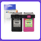 Black $ Color Ink Cartridge Compatible for HP 63XL & 56 & 57