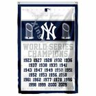 New York Yankees World Series Champions Flag 3X5ft Polyester Banner 90*150Cm on Ebay