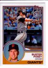 2018 Topps Series 1 & 2 - 1983 SILVER PACK CHROME - You Pick & Complete Your Set