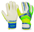 Reusch Serathor Soccer Goalkeeper Glove Yellow/White/Green 37 70 515