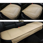 Car SUV Truck Front / Rear / Full Set Seat Covers Bamboo Chair Cushion Protector