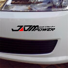 Jdm Power Car Sticker Bumper Decal Practical Pet Reflective Great Quality Gift