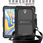 "Samsung Galaxy Tab A 10.5"" SM-T590 Tough Rugged Armour SHOULDER STRAP Case Cover"