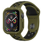 Apple Watch Series 4 Cover (40mm,44mm) Spigen® [Rugged Armor] ProtectiveTPU Case