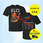 New ELO Concert Tour 2019 Black t shirt All Size Men image