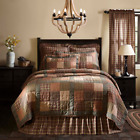 Crosswoods Farmhouse Patchwork Quilt Bedding CHOOSE SIZE*Add Your Accessories* image