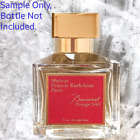 AUTHENTIC Maison Francis Kurkdjian Baccarat rouge 540 EDP -  Sample