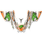 Sled Wrap Snowmobile Decals Graphics fits Arctic Cat M Series Crossfire 06-11