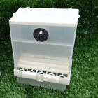 Bird Supplies Accs Poultry Feeder Automatic 440ml Food Container Parrot/Pigeon V