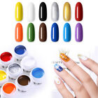 Harunouta 5g Nail Painting UV Gel Polish Soak Off UV Gel Varnish  Design